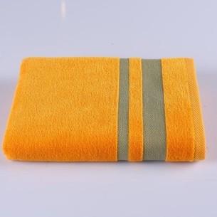 Набор полотенец для ванной 3 шт. Ozdilek NEON хлопковая махра оранжевый 87х170