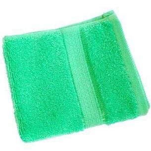 Набор полотенец для ванной 12 шт. Ozdilek PRESTIJ хлопковая махра зелёный 50х90