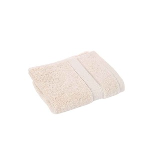 Набор полотенец для ванной 12 шт. Ozdilek PRESTIJ хлопковая махра светло-бежевый 50х90