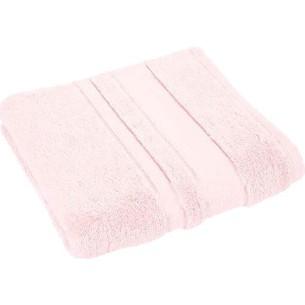 Набор полотенец для ванной 12 шт. Ozdilek PRESTIJ хлопковая махра светло-розовый 50х90
