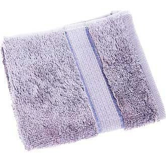 Набор полотенец для ванной 12 шт. Ozdilek PRESTIJ хлопковая махра светло-серый