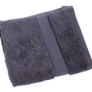 Набор полотенец для ванной 12 шт. Ozdilek PRESTIJ хлопковая махра серый 50х90