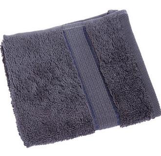 Набор полотенец для ванной 12 шт. Ozdilek PRESTIJ хлопковая махра серый