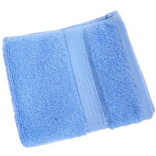 Набор полотенец для ванной 12 шт. Ozdilek PRESTIJ хлопковая махра синий 50х90