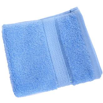 Набор полотенец для ванной 12 шт. Ozdilek PRESTIJ хлопковая махра синий