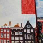 Постельное белье Ozdilek ART COLOR CITY хлопковый сатин евро, фото, фотография