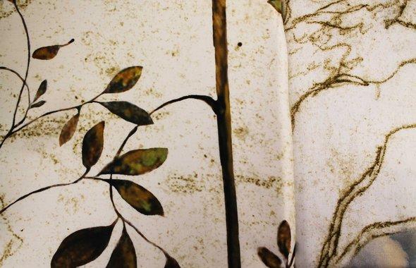 Постельное белье Ozdilek ART FLORESTA хлопковый сатин евро, фото, фотография