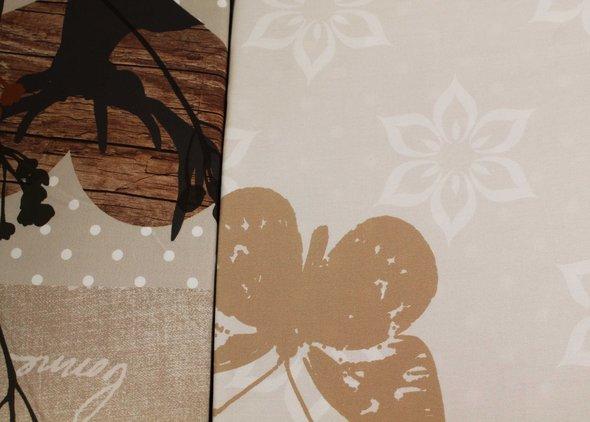 Постельное белье Ozdilek ART LOVE WINTER хлопковый сатин евро, фото, фотография