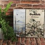 Постельное белье Ozdilek ART VISTA хлопковый сатин евро, фото, фотография