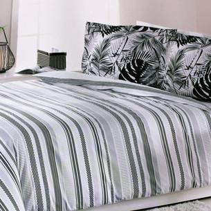 Постельное белье Ozdilek RANFORCE PALM хлопковый ранфорс 1,5 спальный