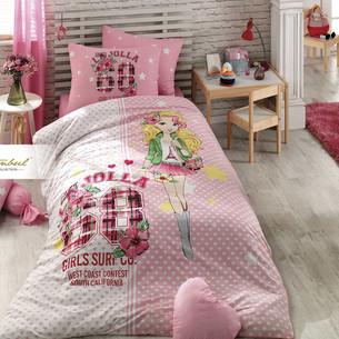 Детское постельное белье Istanbul Home Collection GENC RANFORCE JOLLA хлопковый ранфорс 1,5 спальный