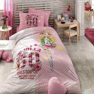 Детское постельное белье Istanbul Home Collection GENC RANFORCE JOLLA хлопковый ранфорс