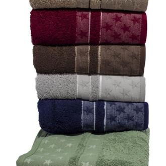 Набор полотенец для ванной 6 шт. Cestepe VIP COTTON STAR хлопковая махра