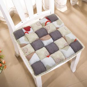 Подушка-сидушка для стула Tango 18006-93 хлопковая бязь 40х40