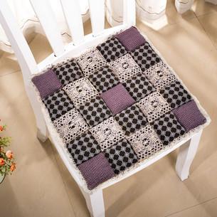 Подушка-сидушка для стула Tango 18006-90 хлопковая бязь 40х40