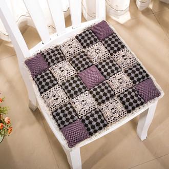 Подушка-сидушка для стула Tango 18006-90 хлопковая бязь
