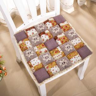 Подушка-сидушка для стула Tango 18006-89 хлопковая бязь 40х40