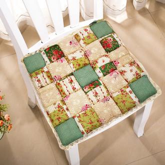 Подушка-сидушка для стула Tango 18006-88 хлопковая бязь