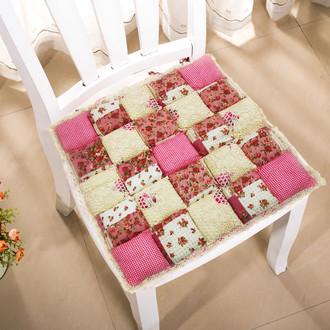 Подушка-сидушка для стула Tango 18006-87 хлопковая бязь