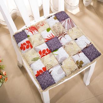 Подушка-сидушка для стула Tango 18006-82 хлопковая бязь