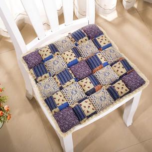 Подушка-сидушка для стула Tango 18006-81 хлопковая бязь 40х40