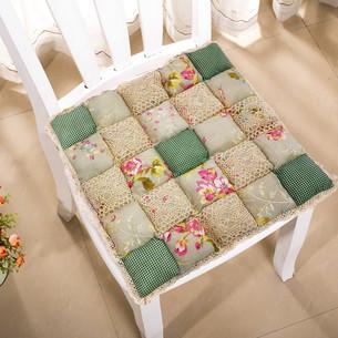 Подушка-сидушка для стула Tango 18006-79 хлопковая бязь 40х40