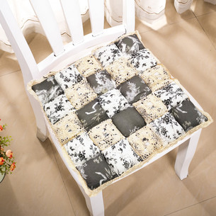 Подушка-сидушка для стула Tango 18006-84 хлопковая бязь 40х40