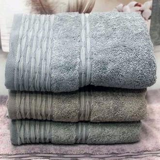 Набор полотенец для ванной 4 шт. Pupilla CATALINA хлопковая махра