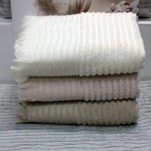 Набор полотенец для ванной 4 шт. Pupilla FRIDA хлопковая махра 70х140