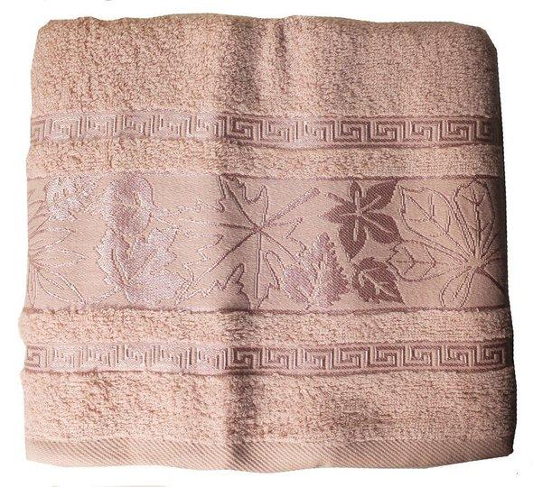 Набор полотенец для ванной 6 шт. Pupilla CINAR хлопковая махра 70*140, фото, фотография