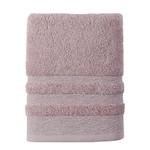 Полотенце для ванной Karna DERIN хлопковая махра светло-лавандовый 50х90, фото, фотография