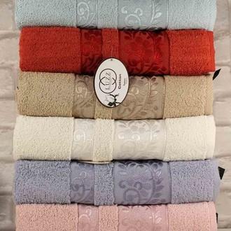Набор полотенец для ванной 6 шт. Luzz HAZAL хлопковая махра
