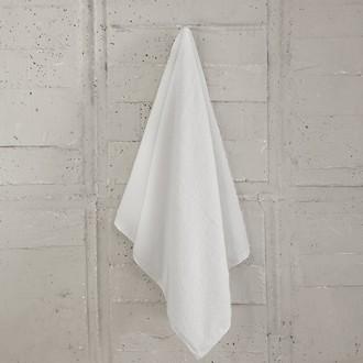 Полотенце для ванной Karna ARKADYA хлопковый микрокоттон белый