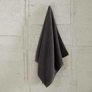 Полотенце для ванной Karna ARKADYA хлопковый микрокоттон кофейный 50х100