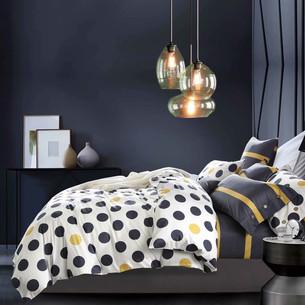 Постельное белье Tango TIS 179 хлопковый мако-сатин 1,5 спальный