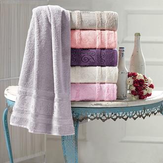 Набор полотенец для ванной 6 шт. Pupilla CARMEN хлопковая махра