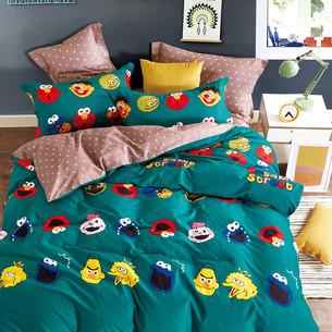 Детское постельное белье Tango MOMAE80 хлопковая фланель 1,5 спальный
