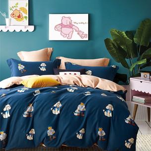Детское постельное белье Tango MOMAE82 хлопковая фланель 1,5 спальный