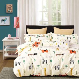 Детское постельное белье Tango MOMAE86 хлопковая фланель 1,5 спальный