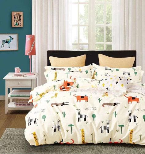 Детское постельное белье Tango MOMAE86 хлопковая фланель 1,5 спальный, фото, фотография