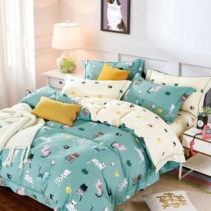 Детское постельное белье Tango MOMAE78 хлопковая фланель 1,5 спальный