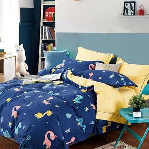 Детское постельное белье Tango MOMAE76 хлопковая фланель 1,5 спальный