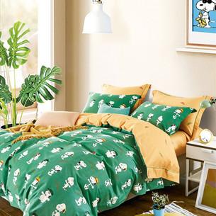 Детское постельное белье Tango MOMAE75 хлопковая фланель 1,5 спальный