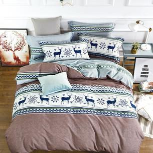 Постельное белье Tango MOMAE84 хлопковая фланель 1,5 спальный
