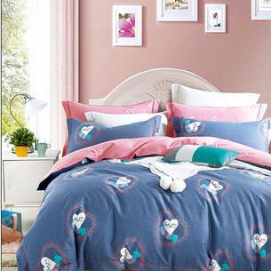 Постельное белье Tango MOMAE74 хлопковая фланель 1,5 спальный