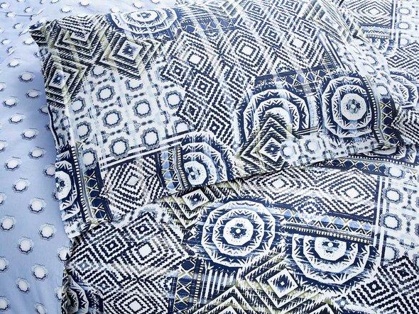 Постельное белье Karna EXCLUSIVE INTERIO хлопковый сатин 1,5 спальный, фото, фотография