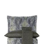 Постельное белье Karna EXCLUSIVE GAUS хлопковый сатин евро, фото, фотография