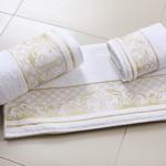 Полотенце для крещения Karna SAINT хлопковая махра 50х90, фото, фотография