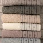 Набор полотенец для ванной 6 шт. Pupilla LONA хлопковая махра 70х140, фото, фотография