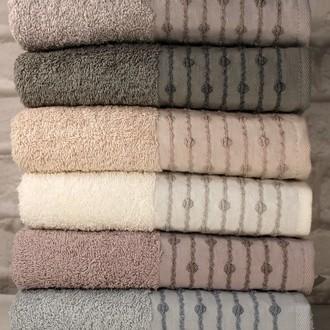Набор полотенец для ванной 6 шт. Pupilla LONA хлопковая махра